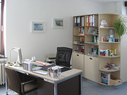 Einrichtung - Fachärzte für Allgemeinmedizin Dr. med. Yvonne Schwarze & Lars Holzapfel in 32312 Lübbecke